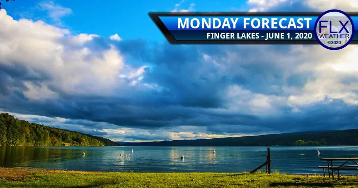 finger lakes weather forecast monday june 1 2020