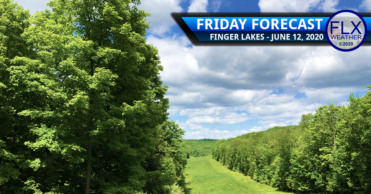 finger lakes weather forecast friday june 12 2020