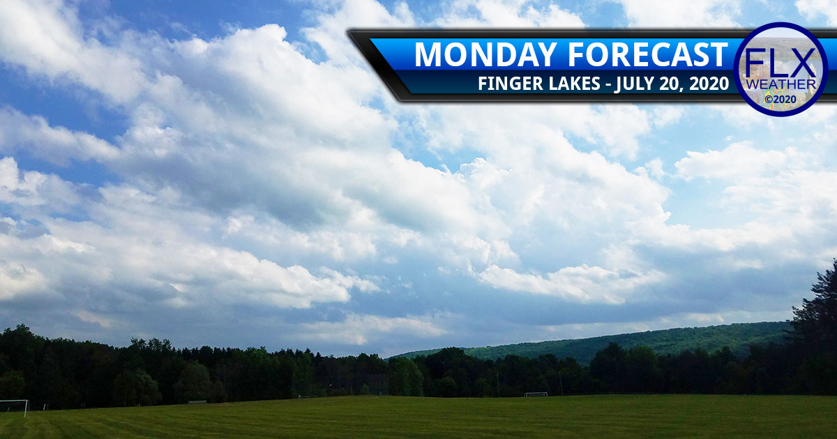 finger lakes weather forecast monday july 20 2020 sun clouds warm