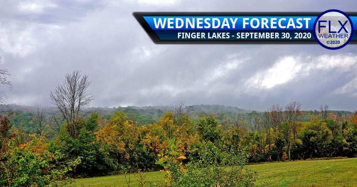 finger lakes weather forecast wednesday september 30 2020 windy showers cool