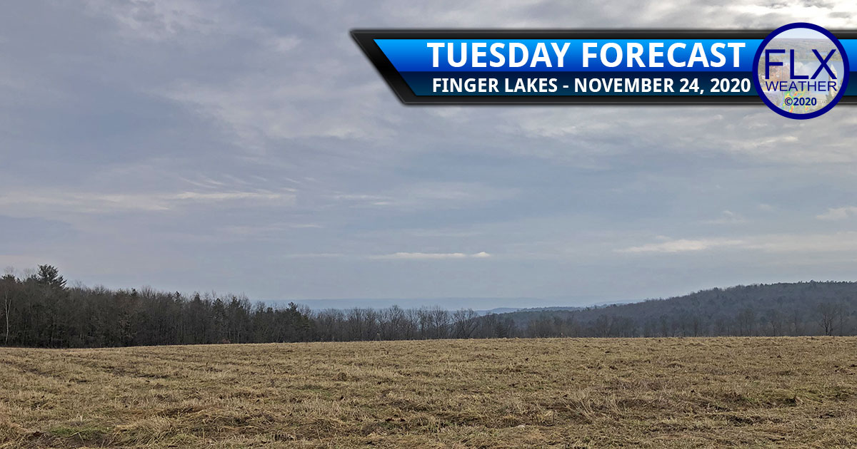 finger lakes weather forecast tuesday november 24 2020 cloudy cool warm front thanksgiving weather