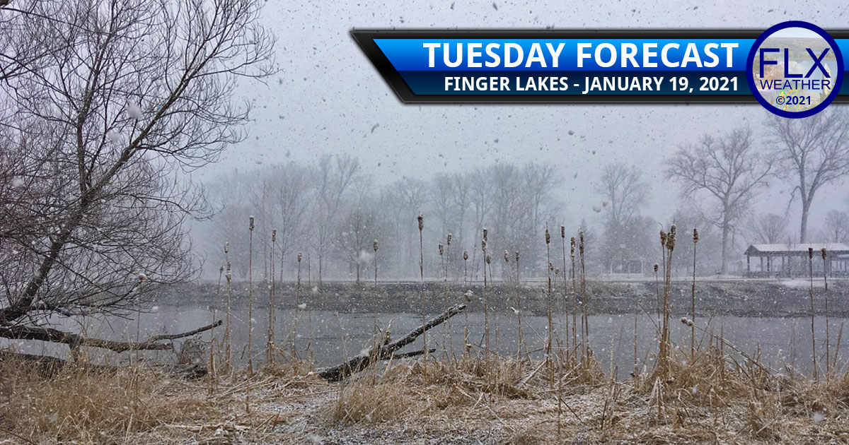 finger lakes weather forecast tuesday january 19 2021 snow showers lake effect
