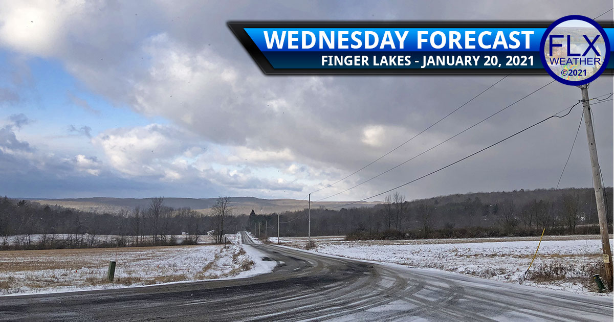 finger lakes weather forecast wednesday january 20 2021 snow showers squalls sunshine cold