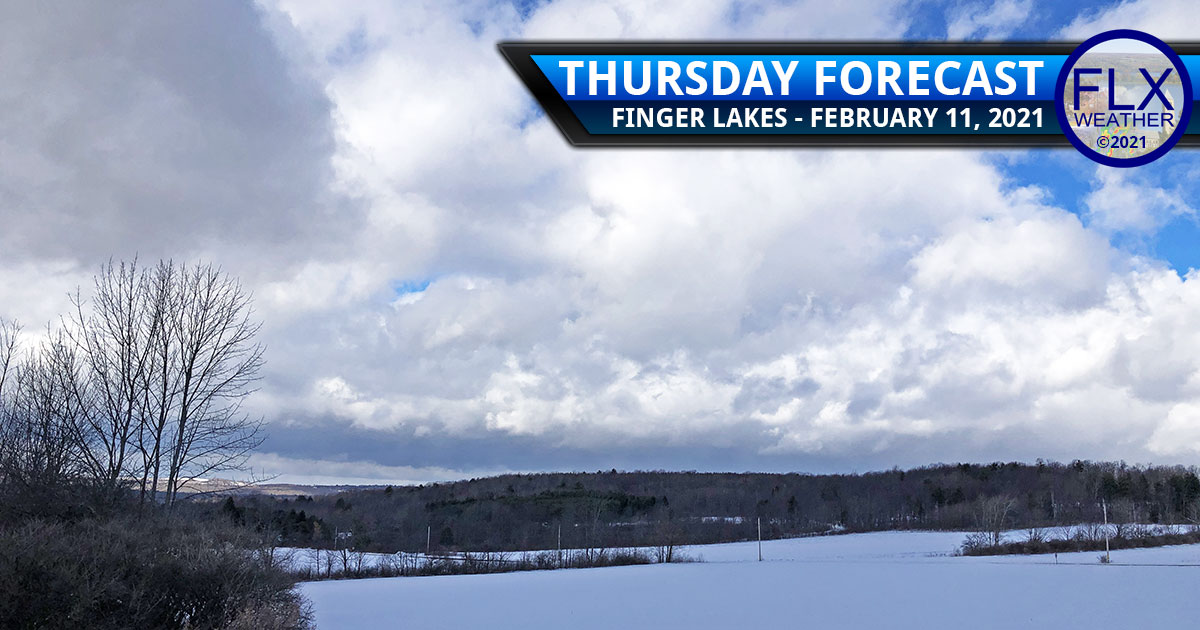 finger lakes weather forecast thursday february 11 2021