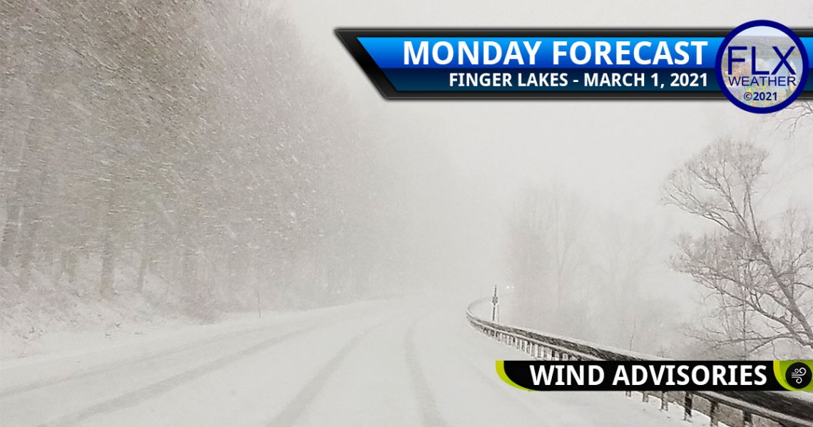 finger lakes weather forecast monday march 1 2021 arctic front squalls windy