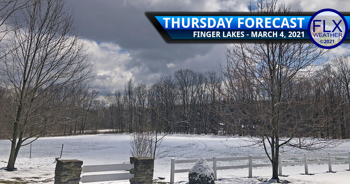 finger lakes weather forecast thursday march 4 2021