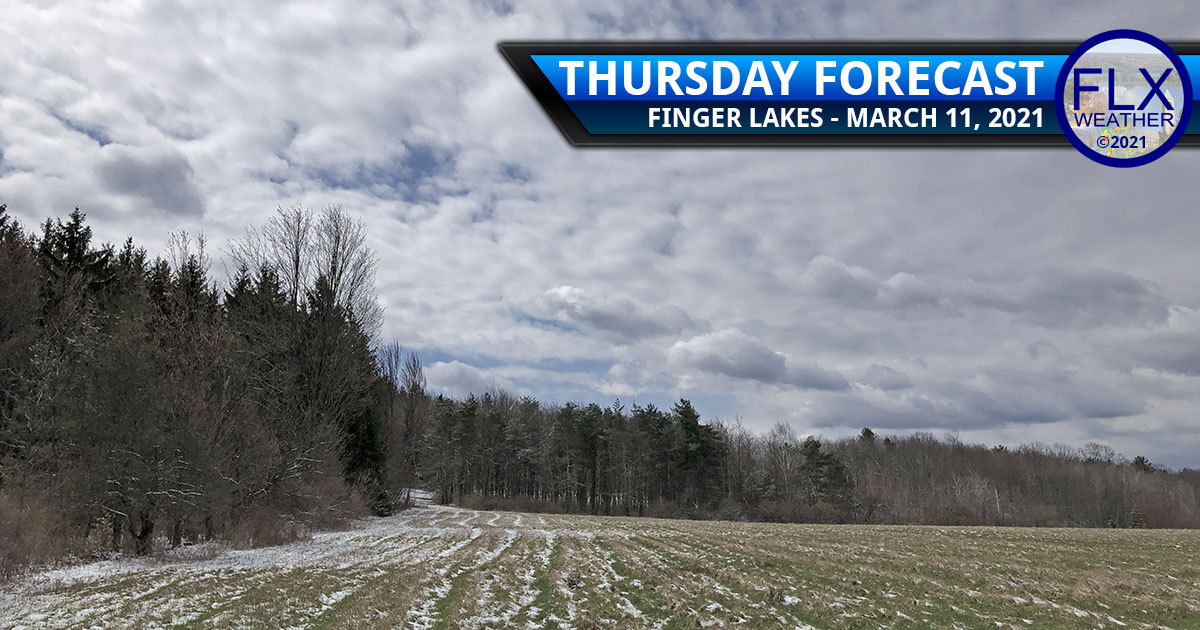finger lakes weather forecast thursday march 11 2021 sun clouds warm cold fronts