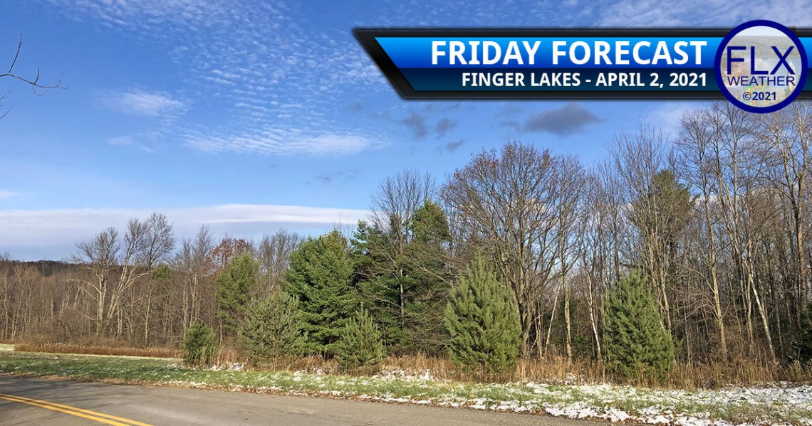 finger lakes weather forecast friday april 2 2021 sunny dry easter weekend