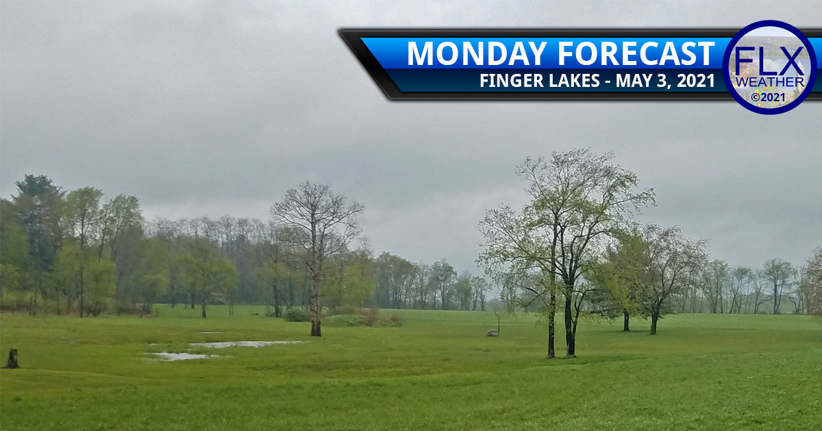 finger lakes weather forecast monday may 3 2021 rainy mild cold front chilly