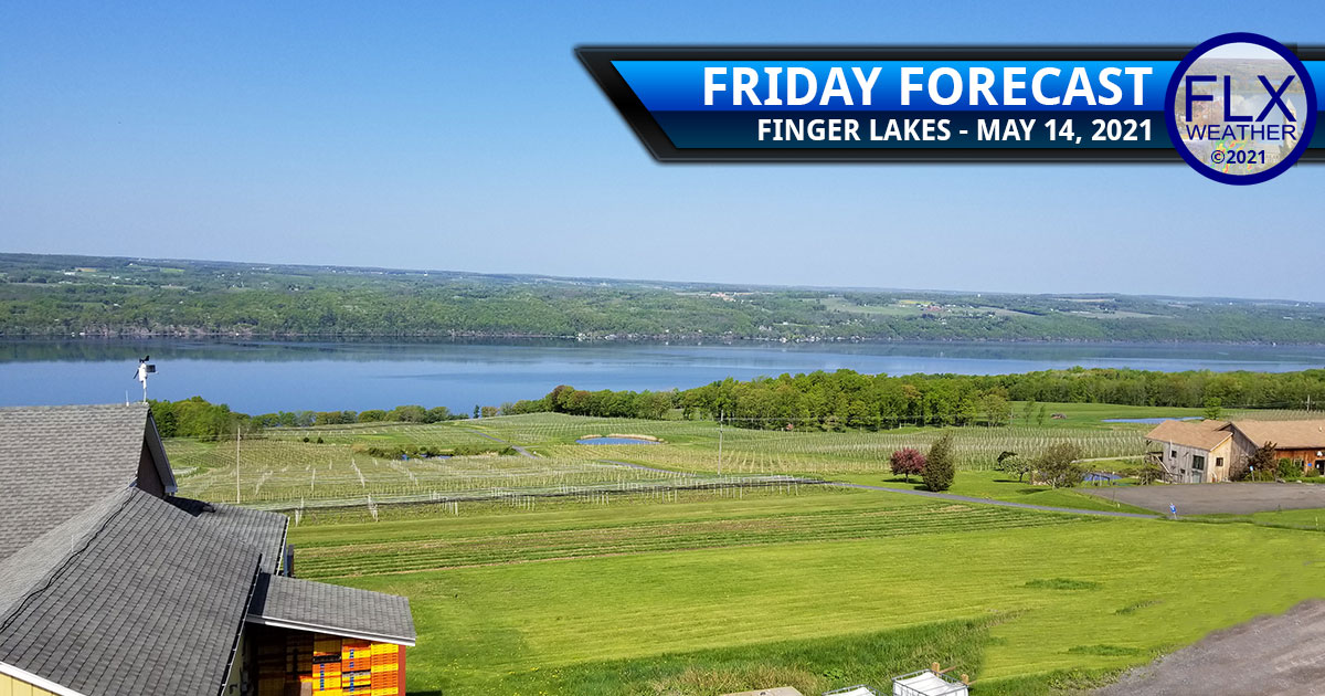 finger lakes weather forecast friday may 14 2021 sunny warm weekend