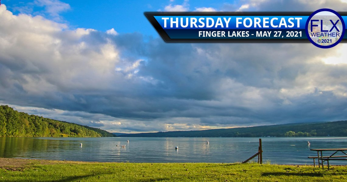 finger lakes weather forecast thursday may 27 2021 sun clouds cooler rainy friday