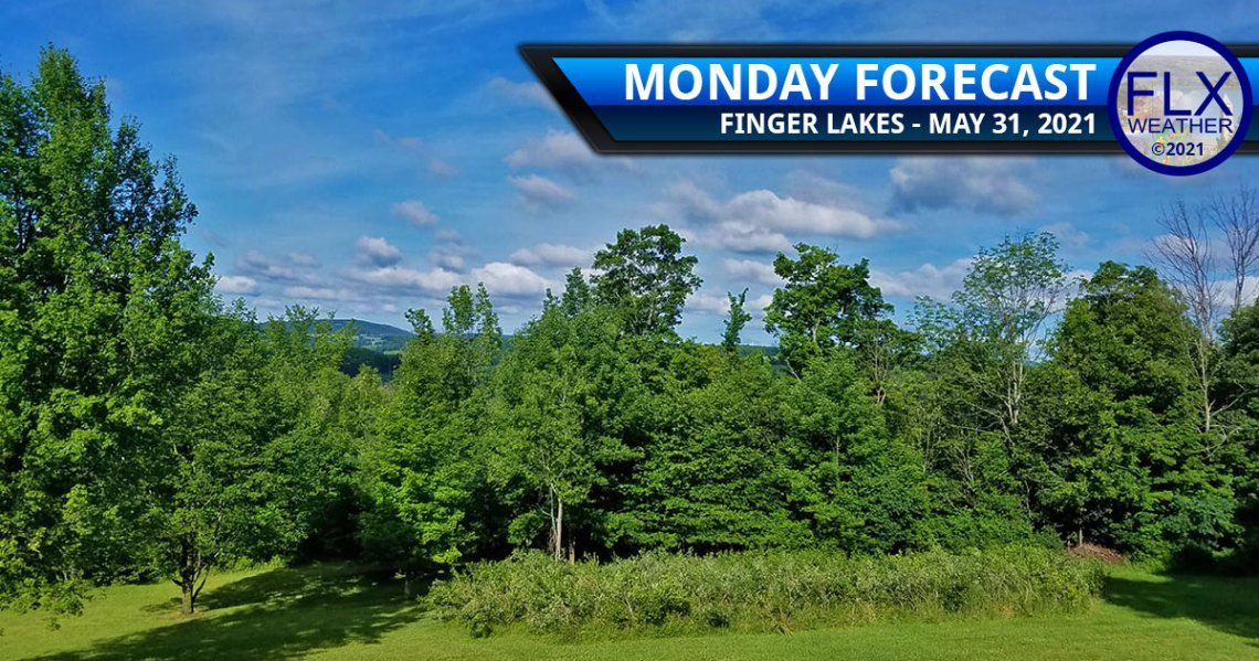 finger lakes weather forecast monday may 31 2021 memorial day