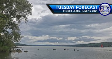 finger lakes weather forecast tuesday june 15 2021 cloudy showers cool breezy