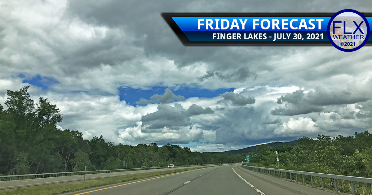 finger lakes weather forecast friday july 30 2021 sun clouds showers thunderstorms