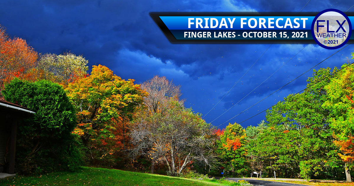 finger lakes weather forecast friday october 15 2021 warm rain showers windy cold front heavy rain