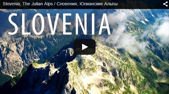 Video Slovenia Nature