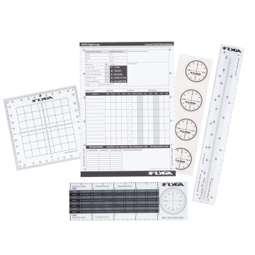 Flight Navigation Set (PPL Aviation Starter Kit)