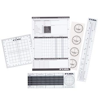 Flight Navigation Set (PPL Aviation Starter Kit)