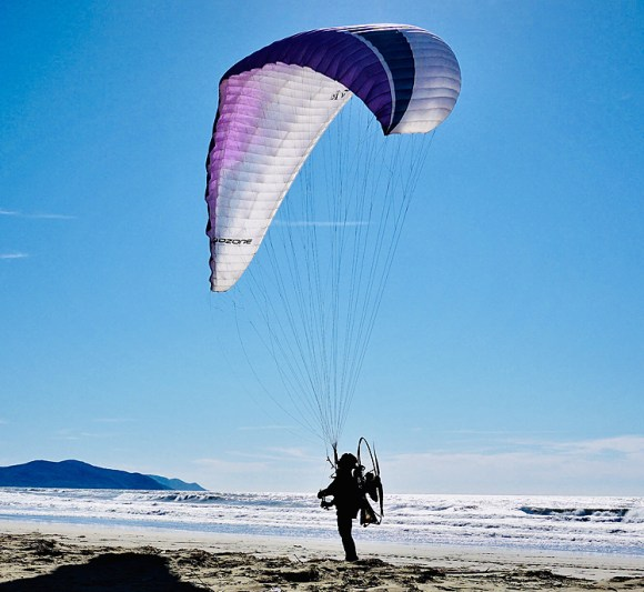 6 Day Beginner Paramotor Course
