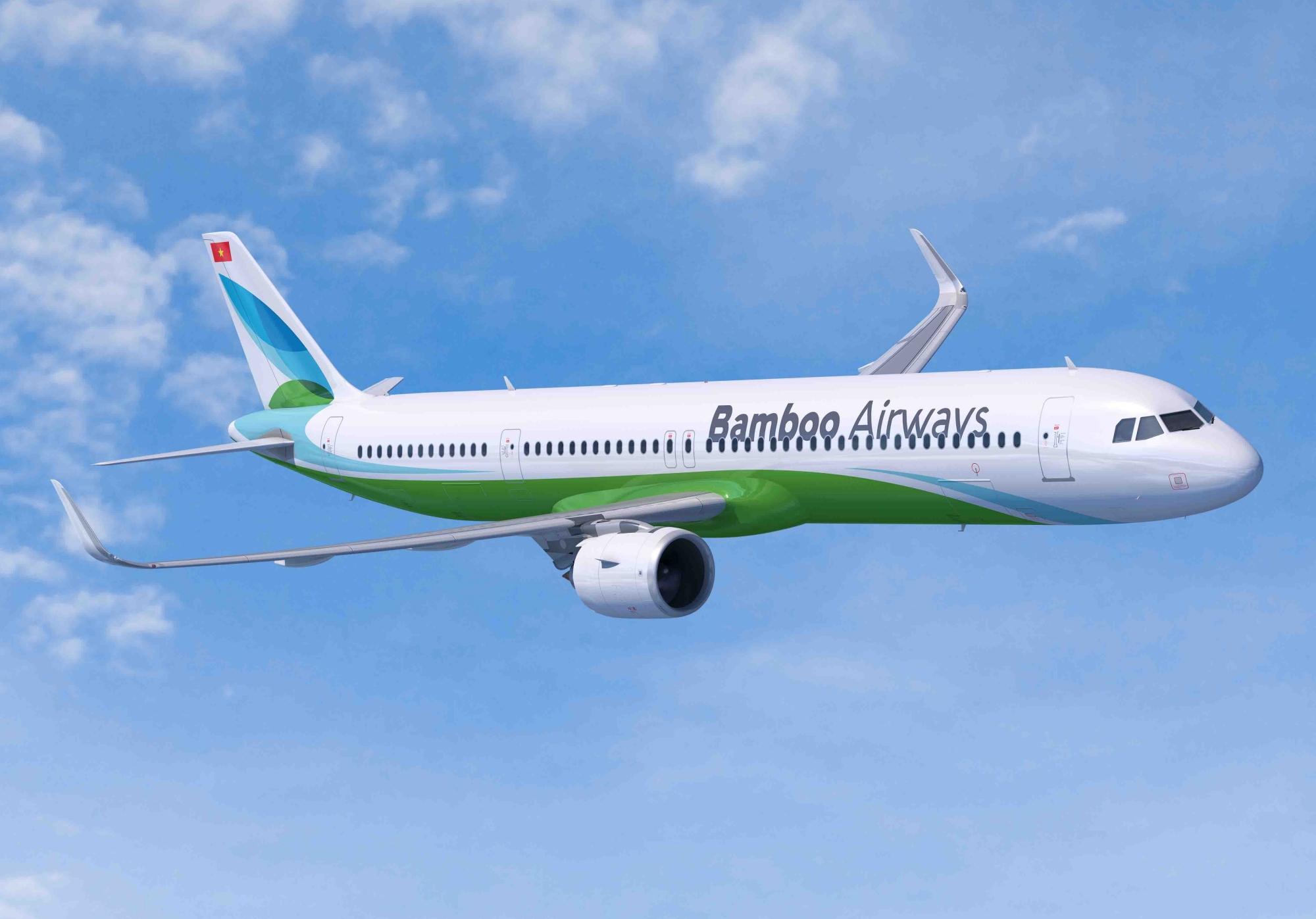 Resultado de imagen para Bamboo Airways