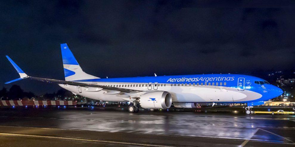 Resultado de imagen para aerolineas argentinas Boeing 737