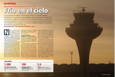 Analizamos situación transporte aéreo en España