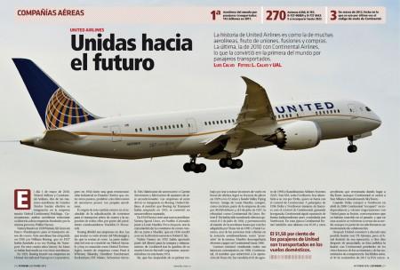 Compañías Aéreas: United Airlines