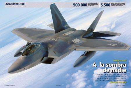 Los mejrores aviones de la USAF