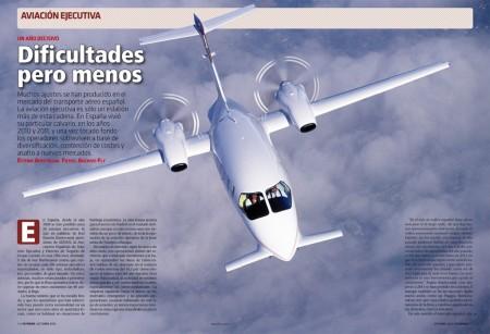 Aviación ejecutiva en España