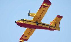CL-415 de la Fuerza Aérea de Marruecos