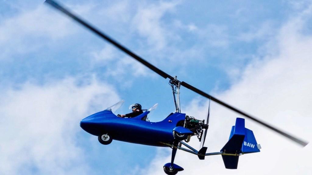 sécurité en vol ecole de pilotage autogire vaucluse