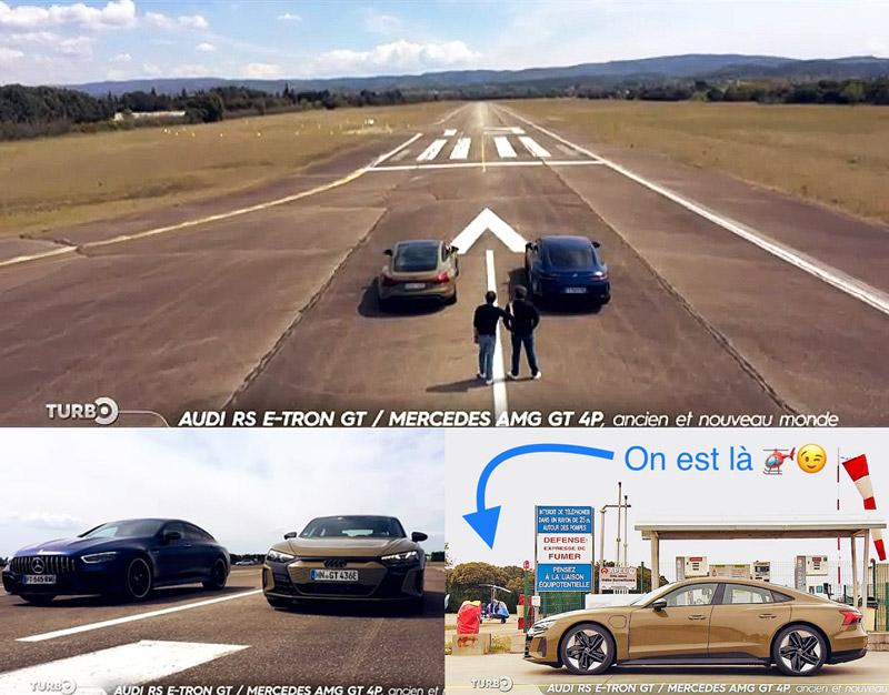 Emission Turbo sur l'aerodrome de Carpentras
