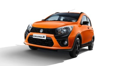 Photo of Maruti Suzuki Celerio X Launched in India at Rs. 4.57 Lakhs