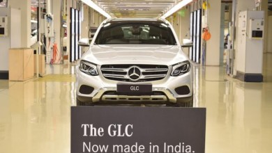 Photo of Mercedes-Benz records it's highest ever sales in India