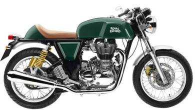 Photo of Royal Enfield Continental GT Discontinued in India