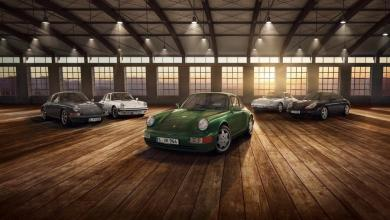 Photo of 70 years of the Porsche sports car and 30 years of the Type 964