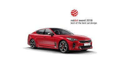 Photo of 2018 Red Dot Awards: another triple triumph for Kia design