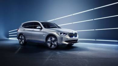 Photo of BMW Concept iX3 Plugs Into Beijing With 249+ Miles Of Range