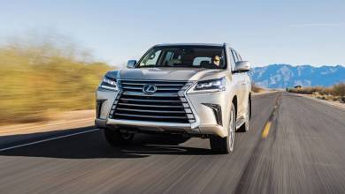 Photo of LEXUS LAUNCHES FLAGSHIP SUV LX 570