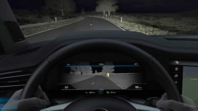 Photo of Technology highlights of the new Touareg