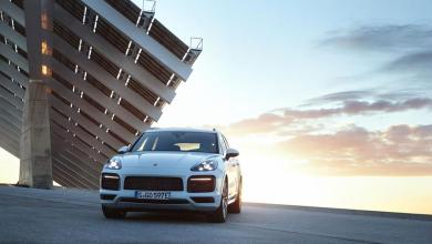 Photo of New Cayenne now available as a plug-in hybrid