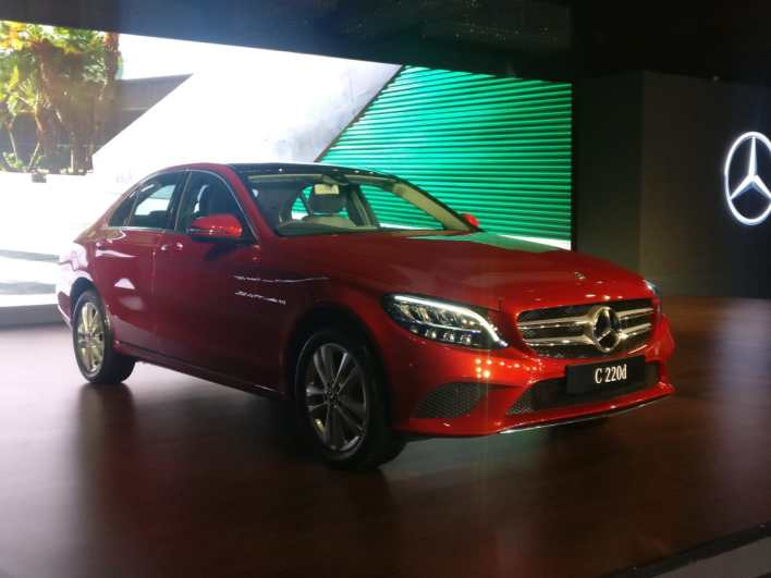 Mercedes-Benz all new C-Class Launched in India - Flywheel