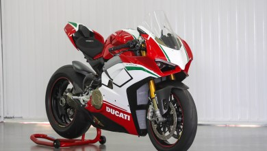 Photo of First Ducati Panigale V4 Speciale delivered in India
