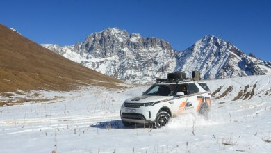 Photo of LAND ROVER   DISCOVERY VEHICLES FROM CAPE TOWN TO KATHMANDU REACHES INDIA