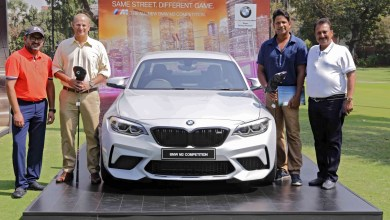 Photo of Many Drives, One Passion: BMW Golf Cup International 2019 held in Mumbai.