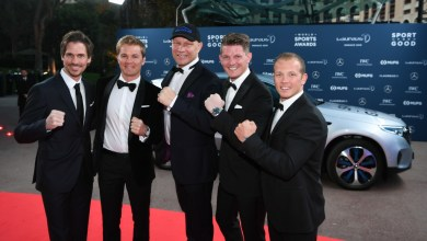 Photo of  Laureus World Sports Awards 2019