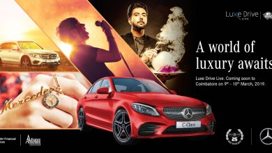 Photo of Mercedes-Benz India kicks-off the 5th edition of Luxe Drive Live 2019 in a new Avatar