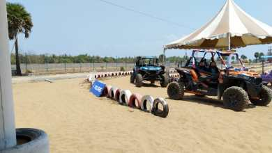 Photo of Polaris Camp culminates in Chennai with the powerful Polaris off-road machines.