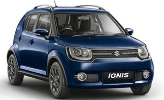 Photo of New IGNIS now with roof rails and safety features