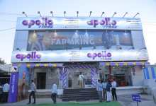 Photo of India's only full-service outlet for farm/agriculture tyres started by Apollo tyres
